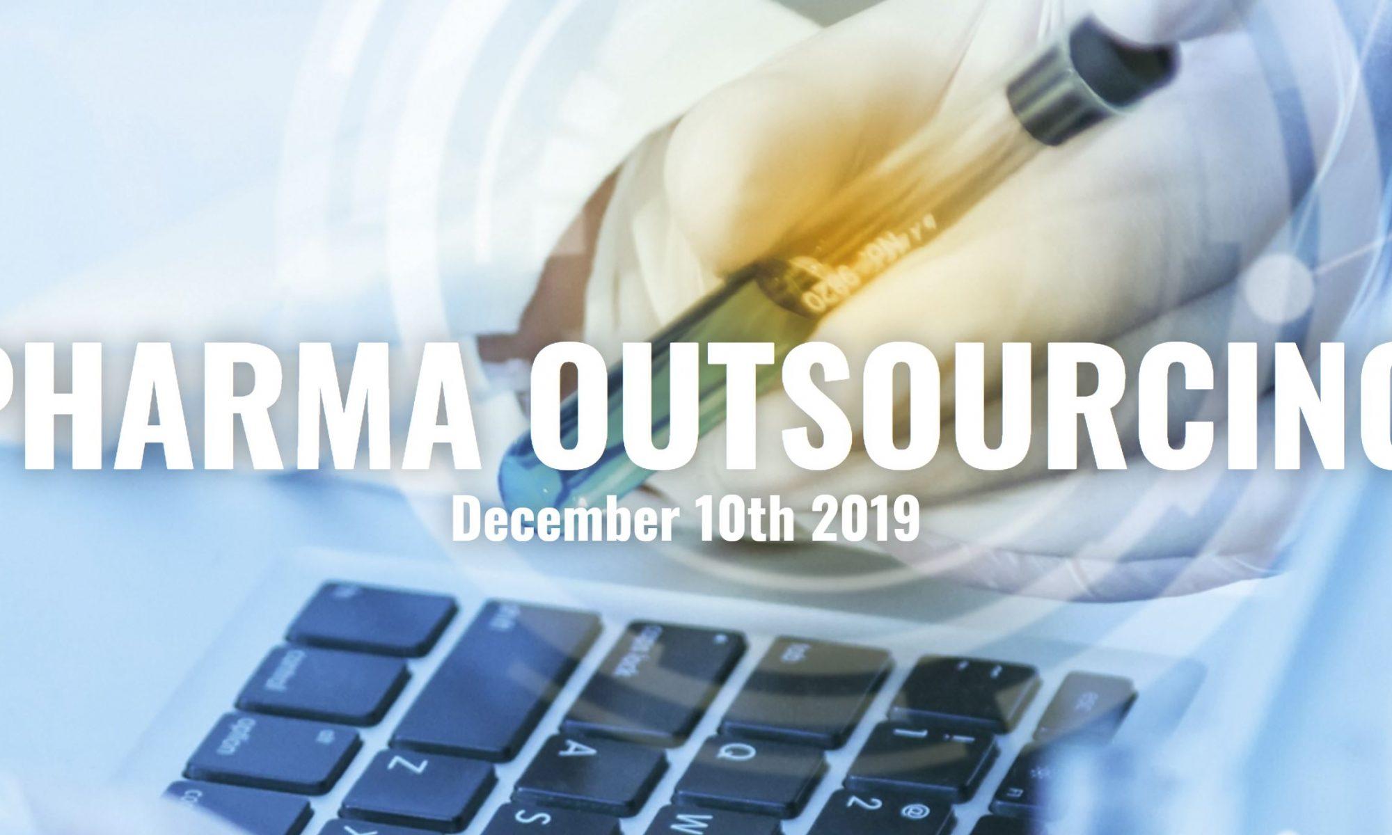 pharma outsourcing