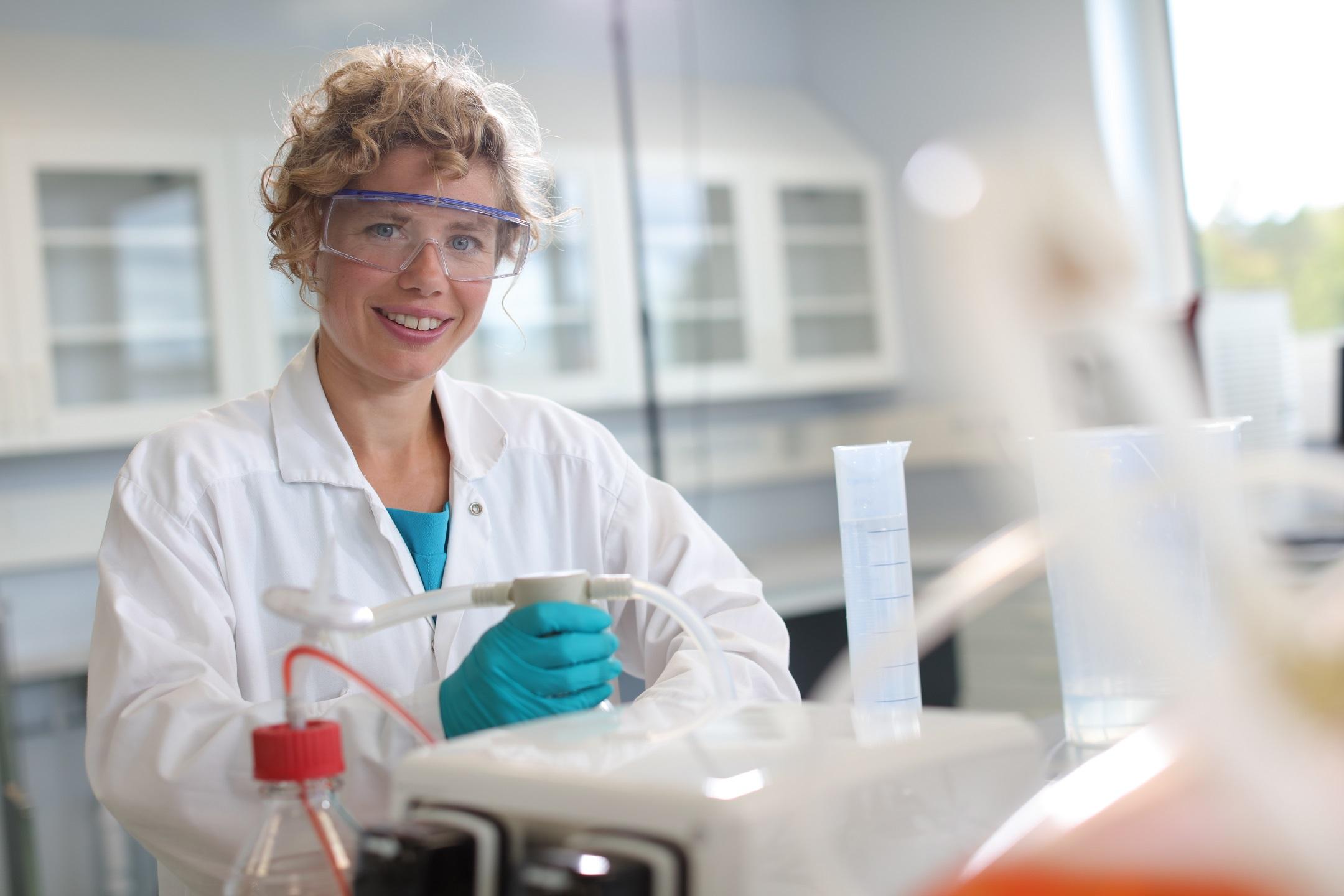 Testa Center lab