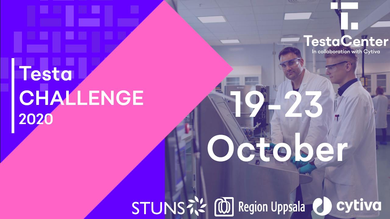 Testa Challenge 19-23 October 2020
