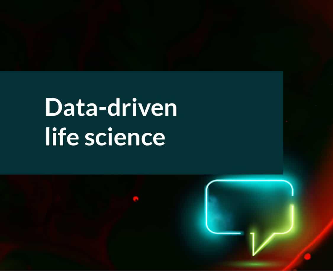 SciLifeLab talk show 3 data-driven life science
